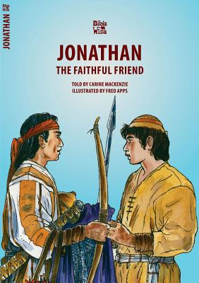 Image for Jonathan: The Faithful Friend (Biblewise)