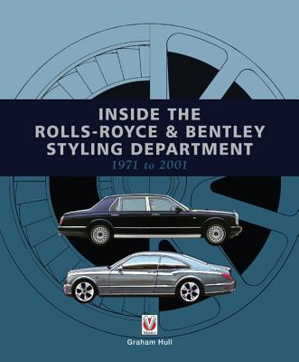 Image for INSIDE THE ROLLS-ROYCE & BENTLEY STYLING DEPARTMENT: 1971 TO 2001