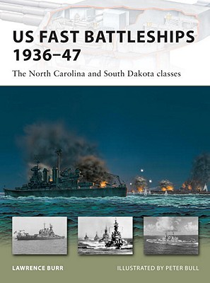 Image for US Fast Battleships 1936-47: The North Carolina and South Dakota Classes