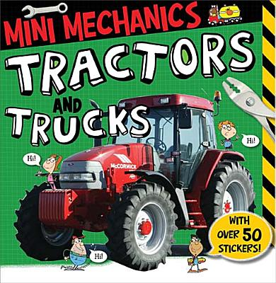 TRACTORS AND TRUCKS (MINI MECHANICS), BUGBIRD, TIM