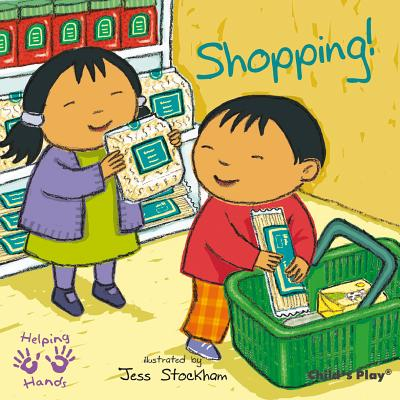 Image for Shopping! (Helping Hands Series)