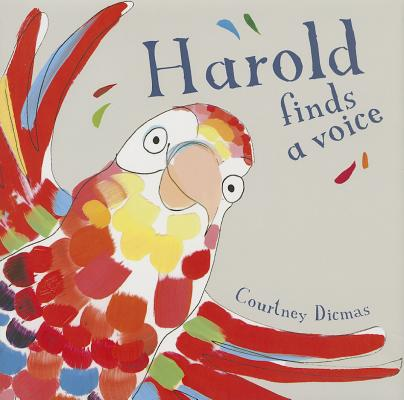 Harold Finds a Voice, Courtney Dicmas