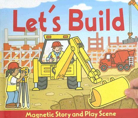 Image for Let's Build Magnetic Story & Play Scene