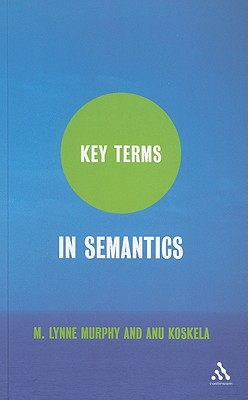 Image for Key Terms in Semantics