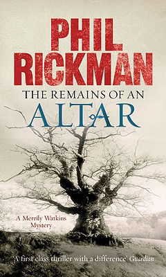 Image for The Remains of an Altar (Merrily Watkins Mysteries)
