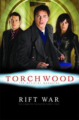 Torchwood: Rift War, Furman, Simon; Grist, Paul, Edginton, Ian