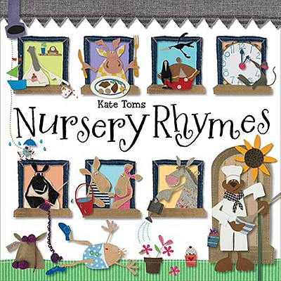 Image for Nursery Rhymes (Kate Toms)