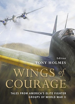 Wings of Courage: Tales from America's Elite Fighter Groups of World War II (General Aviation), HOLMES, Tony - Editor