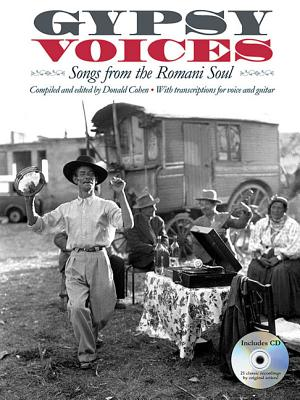 Image for Gypsy Voices - Songs from the Romani Soul