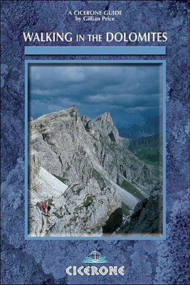 Image for Walking in the Dolomites (Cicerone Guides)