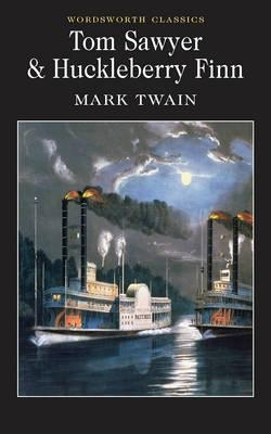 TOM SAWYER & HUCKLEBERRY FIN, TWAIN, MARK