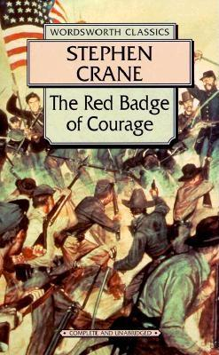 RED BADGE OF COURAGE & OTHER STORIES, CRANE, STEPHEN