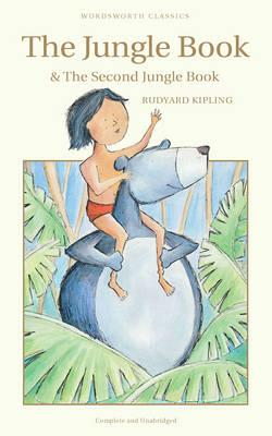 JUNGLE BOOK & SECOND JUNGLE BOOK, KIPLING, RUDYARD