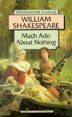 Image for Much Ado About Nothing (Wordsworth Classics)