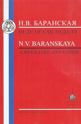 Image for Baranskaya: A Week Like Any Other (Russian Texts)