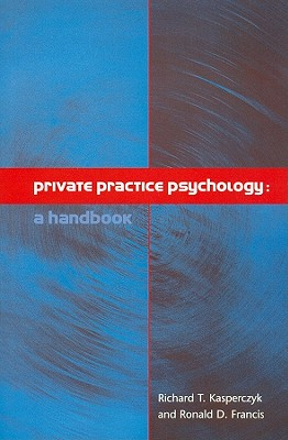 Image for Private Practice Psychology: A Handbook