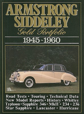 Image for Armstrong Siddeley Gold Portfolio 1945-1960