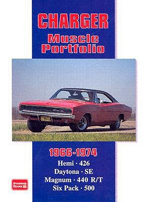 Image for Charger Muscle Portfolio, 1966-1974