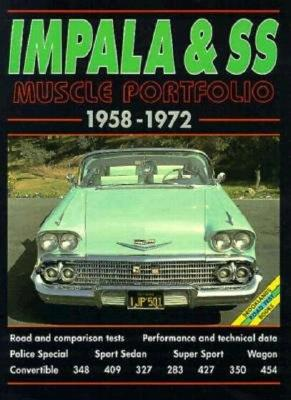 Image for Impala and SS Muscle Portfolio 1958-1972