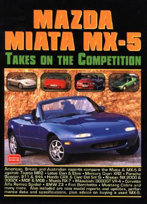 Image for Mazda Miata MX-5: Takes On the Competition (Head to Head S.)