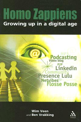 Image for Homo Zappiens: Growing up in a digital age