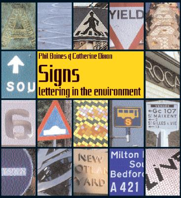 Image for Signs : Lettering in the Environment