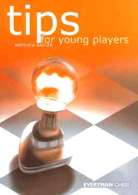 Image for TIPS FOR YOUNG PLAYERS
