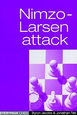 Image for Nimzo-Larsen Attack (Everyman Chess)