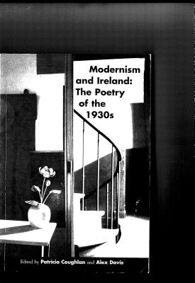 Image for Modernism and Ireland: The Poetry of the 1930s (Poetry/Literary Criticism)
