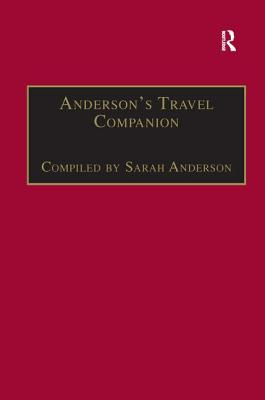Image for Anderson's Travel Companion  A Guide to the Best Non-Fiction and  Fiction for Traveling