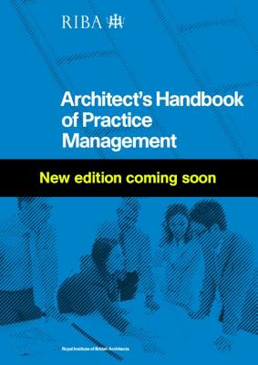 Image for RIBA Architect's Handbook of Practice Management: 9th Edition