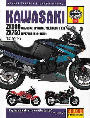 Image for Haynes Kawasaki Zx600 and 750 Liquid Cooled Fours 1985 to 1997