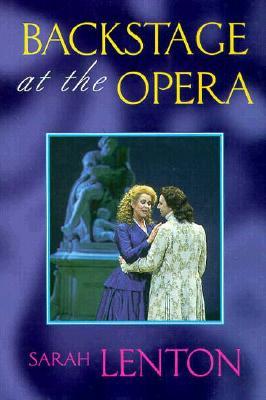 Backstage at the Opera, LENTON, Sarah