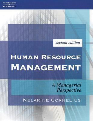 Image for Human Resource Management: A Managerial Perspective