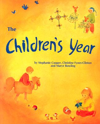 Image for The Children's Year: Crafts and Clothes for Children and Parents to Make