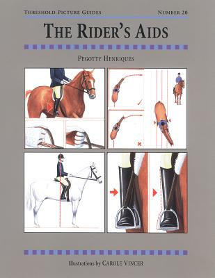 The Rider's Aids (Threshold Picture Guides, No. 20), Henriques, Pegotty