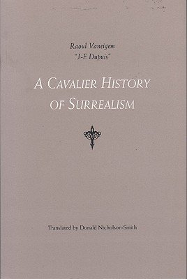 Image for Cavalier History of Surrealism (Histoire desinvolte du surrealisme)