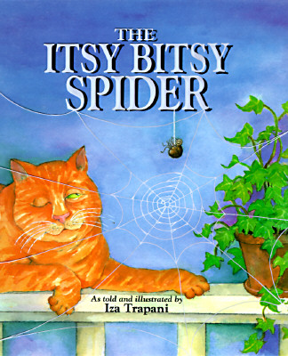 Image for The Itsy Bitsy Spider (Nursery Rhyme)