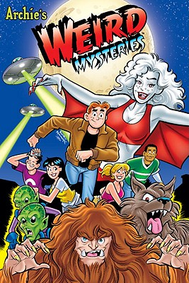 Image for Archie's Weird Mysteries (Archie & Friends All-Stars)