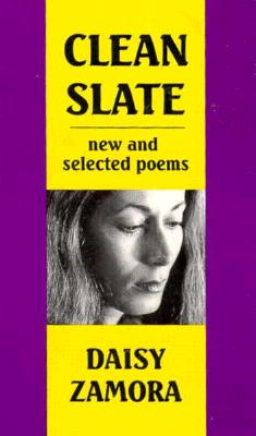 Clean Slate: New & Selected Poems (English and Spanish Edition), Zamora, Daisy