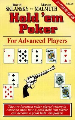Image for Hold 'em Poker: For Advanced Players