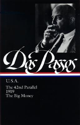 Image for USA (The 42nd Parallel / 1919 / The Big Money)