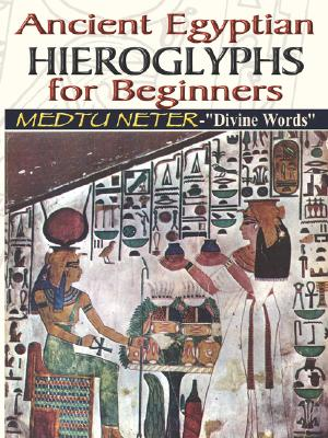 "Image for Ancient Egyptian Hieroglyphs for Beginners: Medtu Neter- ""Divine Words"""
