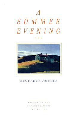 Image for A Summer Evening (Colorado Prize for Poetry)