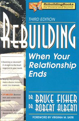 Image for Rebuilding : When Your Relationship Ends