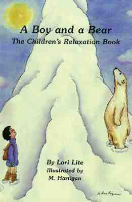 Image for A Boy and a Bear: The Children's Relaxation Book