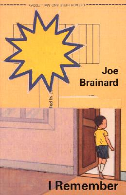Image for Joe Brainard: I Remember