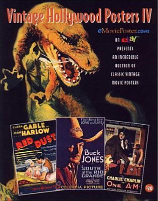 Vintage Hollywood Posters IV, BRUCE HERSHENSON