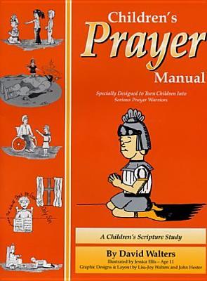 Image for Children's Prayer Manual