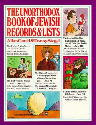 Image for The Unorthodox Jewish Book of Records and Lists